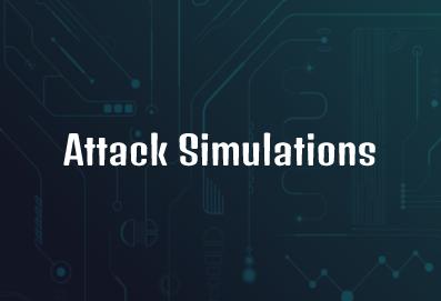 Attack Simulations
